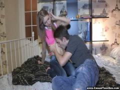 Best videotape recording category Casual Teen Sex (180) sec. Fucking with p(Alina).