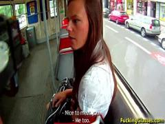 Watch x videos category cumshot (465 sec). Fucking Glasses - Fucked for cash near the bus stop Amanda.