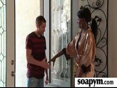 Good pornography category massage (303 sec). Sisters Friend Gives Him a Soapy Massage 26.