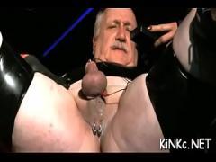 Good sensual video category fisting (314 sec). Kinky model: carmen rivera plays tortures male serf hard.
