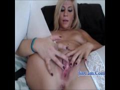 Cool pornography category blonde (596 sec). Horny blonde want fuck in webcam.