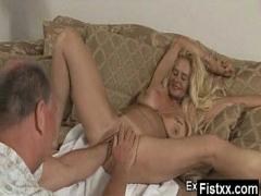 Stars videotape recording category fisting (300 sec). Big Booby Fisting Woman Nude Makeout.
