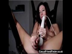 Sex video list category milf (585 sec). Pretty Girl Cums Again On  CasualFriendFinder.co.uk.