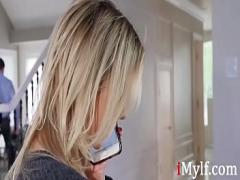 Adult video link category big_tits (498 sec). Blonde Nasty Mom Helps With Son039_s Confidence- Alexis Dawx.