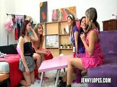 Watch film category exotic (2167 sec). lesbianas latinas en una rica fiesta.