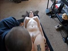 XXX porno category big_ass (1011 sec). Oiled Up Anal Sex After Massage With Teen PAWG.