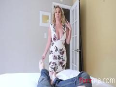 Play seductive video category amateur (501 sec). BLONDE HORNY MOM WONT LET GO OF MY DICK.